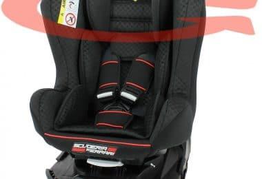 siège auto enfant Ferrari